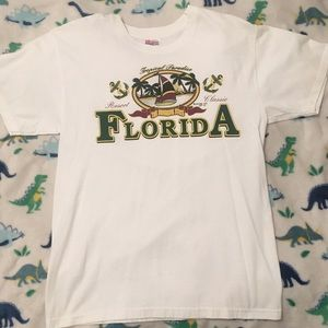 Vintage 1995 Florida resort classic shirt